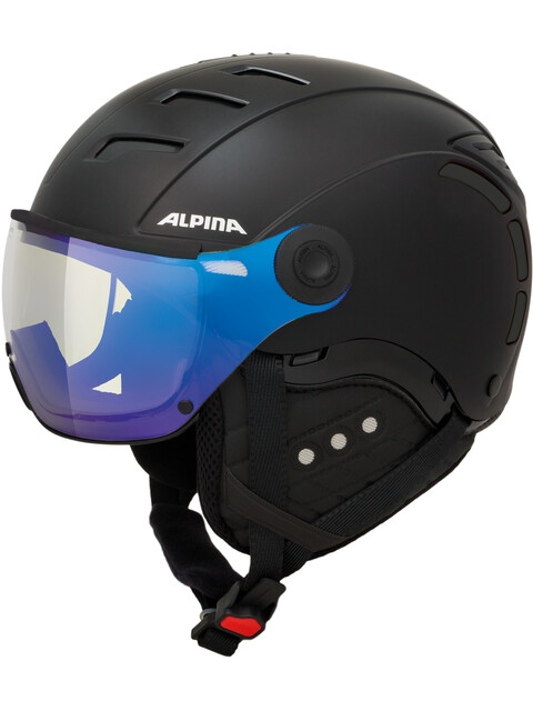 Alpina Jump 2.0 VM Kask czarny